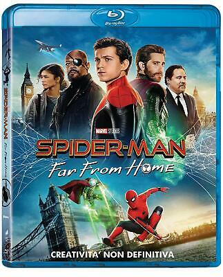 Blu Ray Spider-Man:Far From Home - (2019) **** DISPONIBILE *** .....NUOVO