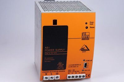 Ifm Power Supply / As-I Power Supply Type AC1218
