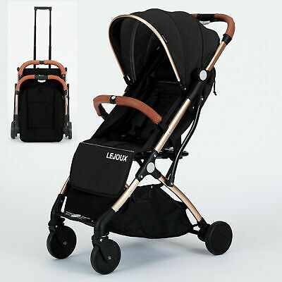 Tynee™ Foldable Baby Trolley Stroller Pushchair Pram Toddler Buggy