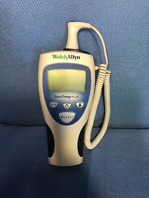 WELCH ALLYN Digital Thermometer 692 SureTemp Plus ,Free Shipping Tested