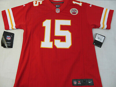 Patrick Mahomes Kansas City Chiefs Nike ALH Patch Youth L Jersey NWT MSRP $75
