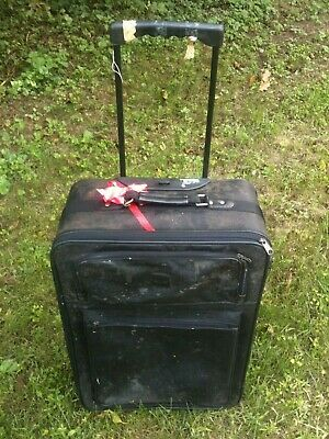 Rolling Carry On Travel Bag Suitcase