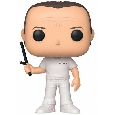 Funko Pop Movies Silence Of The Lambs Hannibal Lecter 787 Vinyl Figure New!