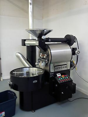 15 Kilo/ 33lb OZTURK Commercial Coffee Roaster New Instock Peru NY