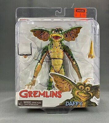 Neca Toys Action Figure Gremlins Series 1 DAFFY New Sealed Collectible