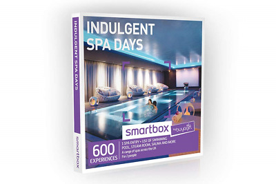 Buyagift Indulgent Spa Days - 600 spa and relaxation experiences with options