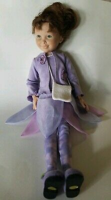 "American Girl Pleasant Company Hopscotch Hill Hallie Doll 16/"" Skirt /& Pants Only"