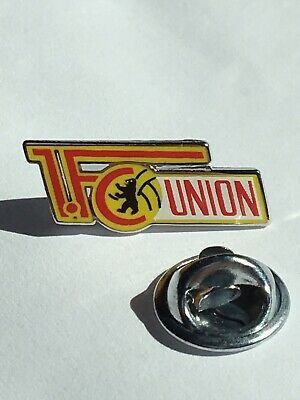 Pins Badge Anstecker Union Berlin Logo Pin Wappen 1