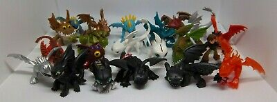 Spinmaster How to Train your Dragon Mini Mystery Dragon Series 1 NEW S1 2017