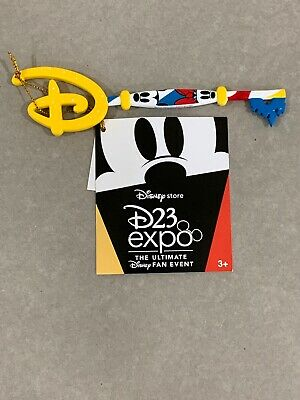 D23 Disney Expo 2019: Disney Store exclusive key IN HAND