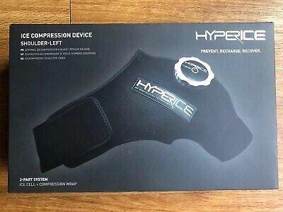 HYPERICE Ice Compression Device Shoulder-left NEW