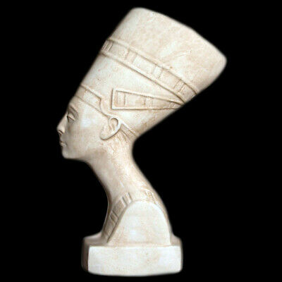Nefertiti Egyptian Bust Sculpture wall plaque