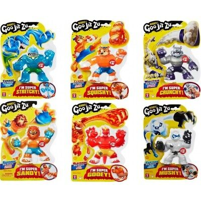 Heroes of Goo Jit Zu Series 1 Hero Pack - Choose from 6