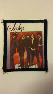 Quireboys the Queerboys rock band rockband Vintage music patch Sew On