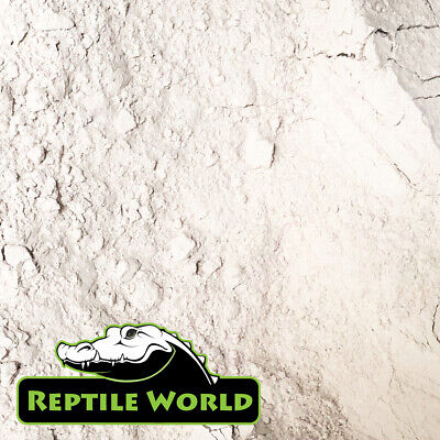 Calcium Carbonate 1kg - Ground Limestone Flour, Reptile World, Tortoise Terrapin