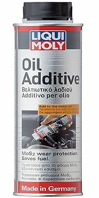 Liqui Moly MoS2 Low-Viscosity Additivo Olio 300ml Tedesco Tecnologia 2591