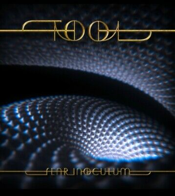 Tool Fear Inoculum CD (Deluxe Edition) Limited Tri Fold W/ HD Screen
