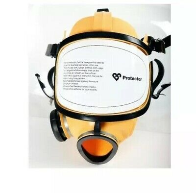 Scott Phantom Asbestos Mask Comes With 6 Months Cert Used