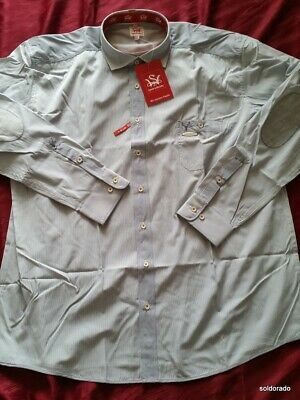 Spieth & Wensky Traditional Shirt Shirt Size XXXL 47/48 New