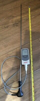 Ebro TFX 410 Thermometer With 600mm Pt1000 Penetration Probe