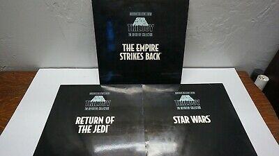 STAR WARS TRILOGY - The Definitive Collection - Collector's Edition