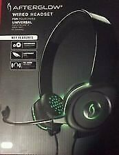 Afterglow Prismatic Headset Wired (Xbox 360) (New) - (Free Postage)