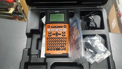 Brother p-Touch E300 Industrial Handheld Labeling