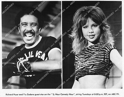 crp-2246 1983 Richard Pryor, Pia Zadora TV The 1/2 Hour Comedy Hour crp-2246 crp