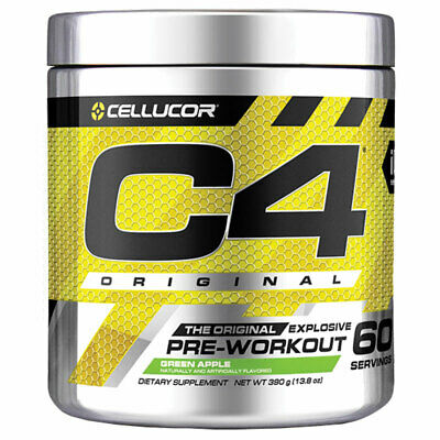 Cellucor C4 ID Green Apple 60 Serve Online Only