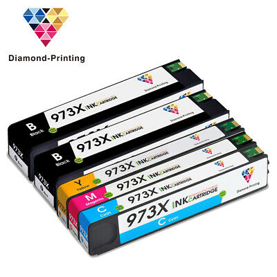 INK CARTRIDGE SET for HP Pagewide Pro 477dw and others