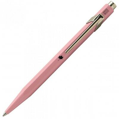 Caran d'Ache Ball point pen 849 Morning Rose Nature japan Limited Color Pink