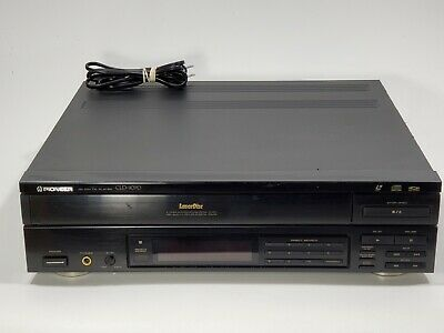 Pioneer CLD-1070 Laserdisc Player CD CDV LD Player Tested