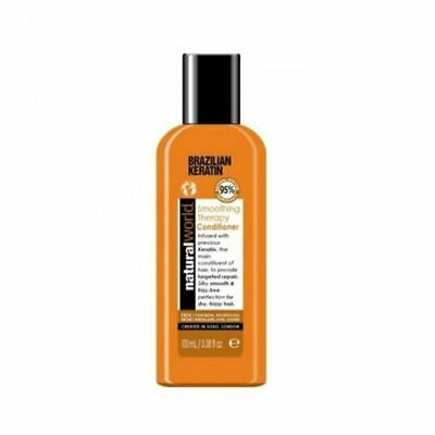 Keratine monde naturel bresilien Lissage Therapy Conditioner 100 ml