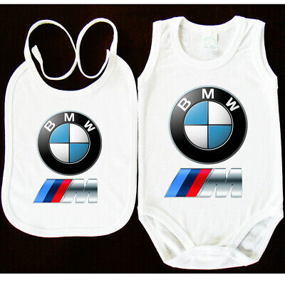 Bmw Bibs+Baby Bodysuit One Piece Clothing  Funk