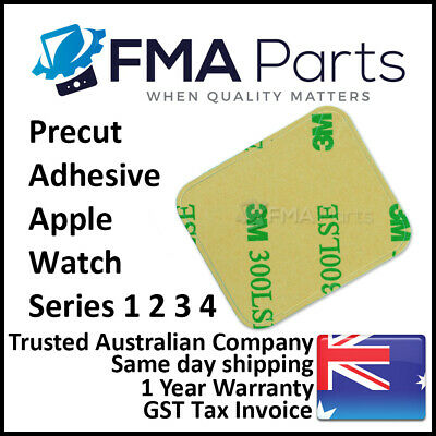 Apple Watch 3M Adhesive Tape Double Sided Digitizer LCD Touch Screen Glass Glue