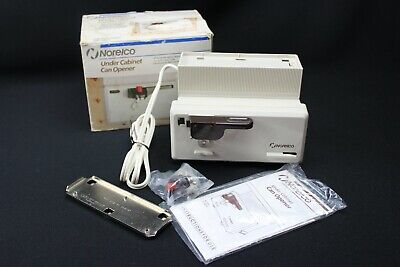 Norelco Model CO4200 Under The Cabinet Almond Can Opener