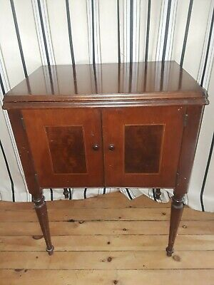 Vintage Singer  Sewing Machine Cabinet   ONLY (N139a-p2)