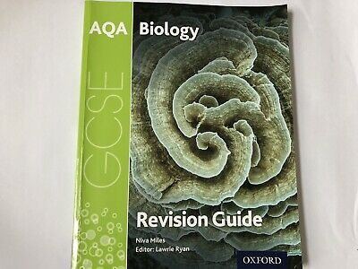 AQA Oxford Revision Guide for GCSE Biology, 9-1