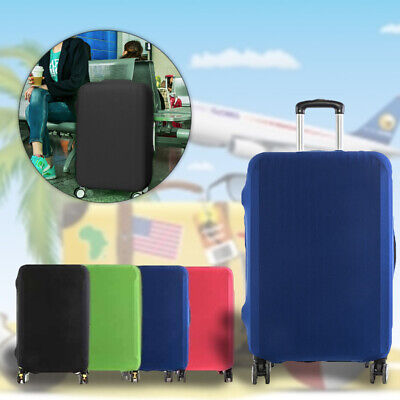 """Elastic Dustproof Travel Luggage Cover Protective Case For 18~30"""" Suitcase"""