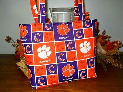 Tote/Bag/Purse~Clemson University Tigers~Ncaa Football Champions