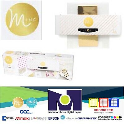 "HS MINC 12"" Machine Foil Applicator kit AC 370124 by Heidi Swapp (6 Pieces)"
