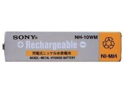 Sony NH-10WM Rechargeable Gumstick Battery for Sony Discman/MD Walkman (pp)