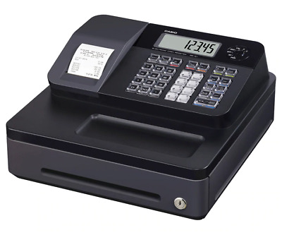 Casio Cash Register SEG1 BLACK SMALL DRAW