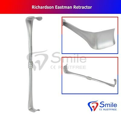 Richardson Eastman Retractor Double Ended Surgical & Veterinary Instruments NEW