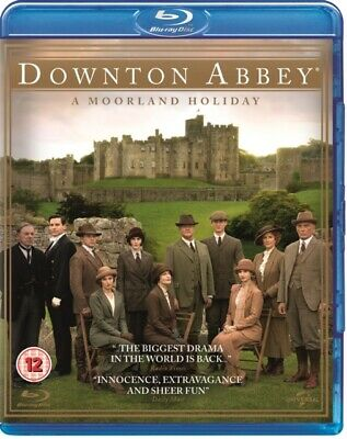 Downton Abbey: A Moorland Holiday (BLU-RAY, 2014) *NEW/SEALED* FREE P&P