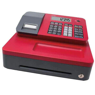 Cash Register Casio Electronic SEG1 RED