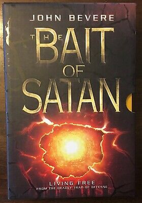 John Bevere die Köder Of Satan Lehrplan Set Buch Workbook Dvds Cds Christian