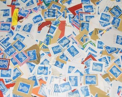 1500 Stamps Security Type 2Nd Class Used