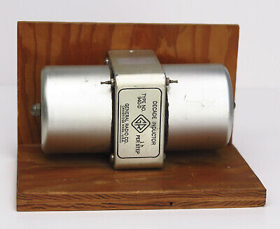 GR General Radio 940-D Single Decade Inductor 1H/Step, 10 Henries total, 940D