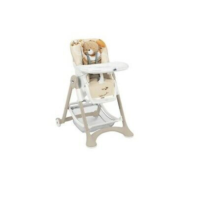 CAM Highchair For Baby Food campione beige 240 king bear